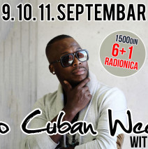 Timbao Cuban Weekend With FredyClan