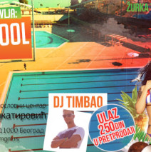 Veliki Salsa Pool Party