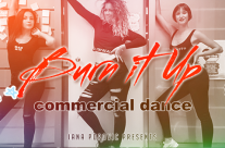 Lady Crown / Commercial Dance / 18-19.novembar 21h / Timbao